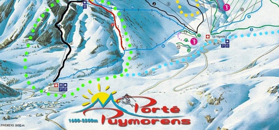 Location de ski porte puymorens top glisse for Porte puymorens